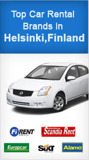 Top Car Rental Brands in Helsinki